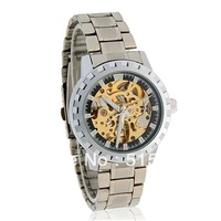 watch men 2013 SINOBI 5098 watches brand Men's Stylish Mechanical Watch brand watch men