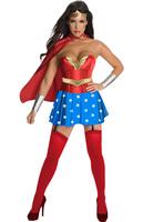 New 2013 Fashion Hallowen Costumes, Superman Magic Spandex Superhero Costumes, Cosplay Female Party Dress For Women Carnival