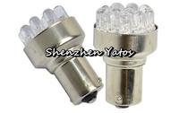 50 x 12 LED BA15S Light Birnen P21w/382/1156 Brake/Turn Signal Lamp DC 12V