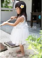new girls dresses girl tutu dress baby clothing flowers kids cotton lace dress