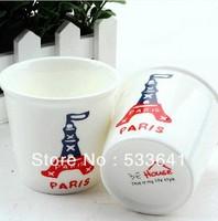 Wholesale free shipping zakka simple mini ceramic coffee cup, tea bowl milk cup 10pcs per lot