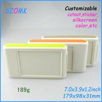 1 piece diy controller enclosure 179*98*31 mm 7.0*3.9*1.2inch plastic box electronics / electronics enclosures