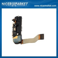 Replacement Dock connector charging USB port flex cable for iphone 4S 4GS