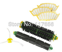 Replacement Brush and Filters Kit for iRobot 82401 Roomba R3 500 Series