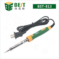 free shipping BEST-813 40W electronic soldering iron 530 degree SMT repair soldering tools