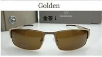 Mirror driver luxury boutique male sunglasses polarized sunglasses 610 sunglasses driving glasses
