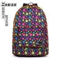 New arrival school bag backpack female preppy style backpack travel laptop bag