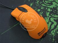 orange 100% original Microsoft IntelliMouse EXPLORER 3.0 MOD IE3.0 edition Steelseries IntelliMouse MOD gaiming mouse T864