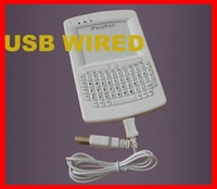 Wired iPazzPort USB Mini Keyboard With Mouse And Touchpad