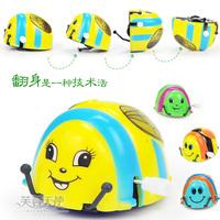 Clockwork toys Trolltech cute little beetle will turn children's educational toys free shipping