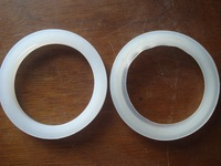 +++vacuum tube silicon seal ring for vacuum tube solar water heaters,dia.58mm & 47mm,12pcs/lot