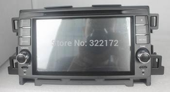 7 Inch Car Radio Audio DVD Player GPS Bluetooth TV iPod For MAZDA CX-5  2012+ Free Shipping