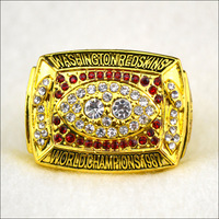 Free Shipping High Quality Replica 1987 Super Bowl XXII Washington Redskins Championship Ring