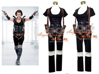 Hot Sell Resident Evil Afterlife Alice Cosplay Costume Anime Cosplay Costume For Women