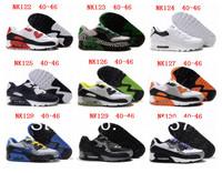 Promotion!!! New Design 90 Men Running Shoes Men Sport Shoes Fashion Sneakers Unisex Shoes Size40-46