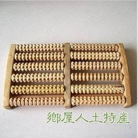 Wood products / wood crafts / foot massage / foot massage buffet Leisure free shipping