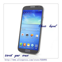 "Free shipping 1:1 S4 i9500 i9502 add gift  Air Gesture 5.0"" 1280x720 IPS Quad Core Android4.2 MTK6589 1.2GH 1GB+4GB 3G phone"