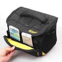 Camera Case Bag for Nikon D5200 D5100 D7100 D3200 D800E D700 D600 D300S D90 DSLR