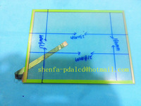 Original 10.4'' inch touch screen digitizer 230mmx179mm 10 wire resistive of T404 1 touch screen
