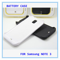 free shipping by DHL wholesale 3800 MAH EXTERNAL POWER CHARGER BATTERY CASE FOR SAMSUNG GALAXY Note 3 III N9006 10PCS/LOT