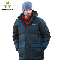 Mangrove fashion thermal down coat water 650 high quality swandown 1080