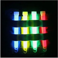 Seal  neon stick life-saving flash stick field emergency rescue 4 pcs / lot