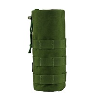 Molle bottle bag outside sport bag water bottle pocket multifunctional hiking ride travel kettle waist pack