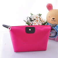 Free shipping New Nylon Waterproof Cosmetic Bag/Storage Bag/Make up Case/Beauty Pouch/Wash Bag/Novelty gift/wholesale,40pcs/lot