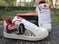 Hot-selling et skateboard shoes leather thick bread shoes fashion hip-hop shoes lovers shoes