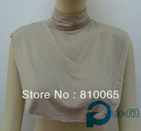 chest cover neck cover plain color neck scarf coverage 8 Colour 30pcs/lot free ship