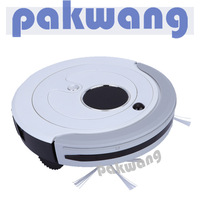 Robot Vacuum Cleaner SQ-A380(D6601)With Big Mop,Low Noise,Touch Screen,,Virtual Wall,UV Lamp,Big Dustbin.Thermosyphonic