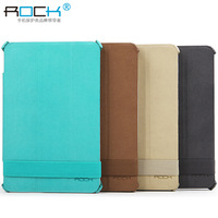 Rock  for ipad   mini holsteins series mini protective case protective case ultra-thin belt