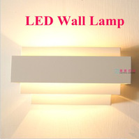 AC220V 5W LED E27 Bulb Wall Lamp Fashion Simpe Bed-lighting Modern Iron Half Round Aisle Lights Living Room Lights Bedroom Lamp