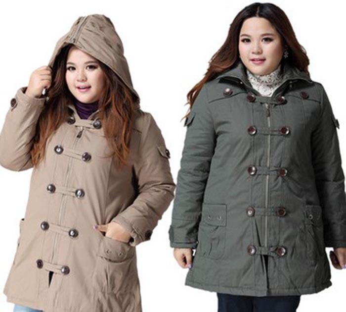 Kết quả hình ảnh cho coat women big size