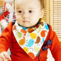 free shipping 3431 autumn princess child 100% bib cotton baby bibs fashion bib