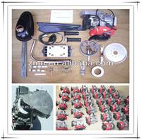 4 Stroke Bicycle Engine Kit 49cc, Hand Start Gasoline Engine Kit, Kits Del Motor De La Bicicleta