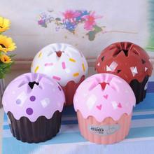 Post free Multi-color Cute Cake Pattern Paper Towel Box / Tissue Dispenser FZ1379(China (Mainland))