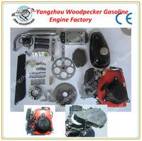 4 Stroke Bicycle Engine Kit 49cc, Hand Start, Kits Del Motor De La Bicicleta