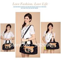 DERS authentic handbags Korean fashion portable nylon large capacity bag leisure bag diagonal handbags