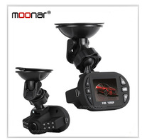 "Mini Size Full HD 1920*10Car Vehicle CAM Video Camera Russian Car DVR Night Vision 1.5"" LCD+AV Out+G-sensor Car Recorder"