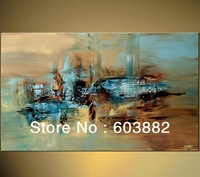 HUGE 100% handmade abstract oil painting large wall art on canvas High quality free shipping