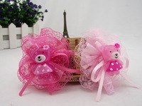 Freeshipping(mix order) !!- Baby accessories, lovely hair clips, clips, bear hair clip 20pcs/lot JH6185