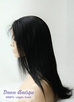 FREE SHIPPING!!! Hot sale Brazilian human hair Glueless full lace wigs silky straight UPS/DHL fast delivery