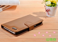 High quality leather flip case cover for nokia lumia820, luxury Pu leather cases for nokia lumia 820,free shipping