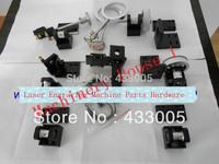 Whole set Co2 Laser Cutter Parts  Parts Hardware Transmission Laser head Mechanical Components