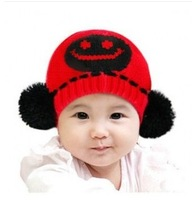 2013 warm baby winter cap good quality different color for choose FREE SHIPPING