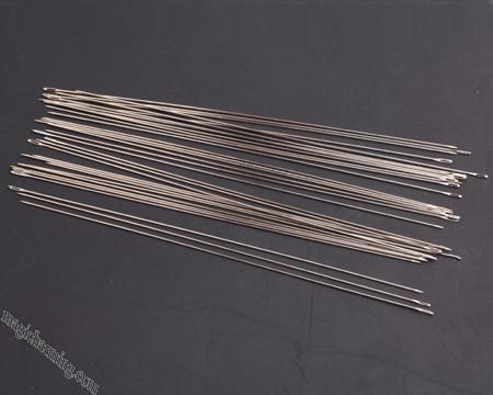 0 6mm Steel Needle Steel 120mm per piece 30 pieces per bag 1 bag for 1
