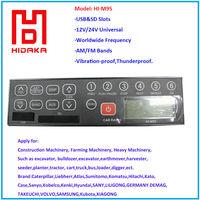 Heavy-Duty Vehicle Car Radio Excavator Radio