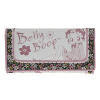 Betty boop BETTY long clip a6061-23 coffee