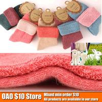 Thick warm brushed thick warm winter socks wool socks terry socks cuffs Size 35-40(min order $10)
